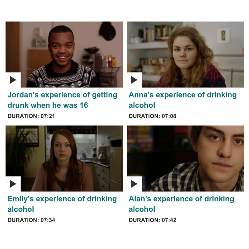 Just a few drinks' BAFTA award winning 4 short films DVD