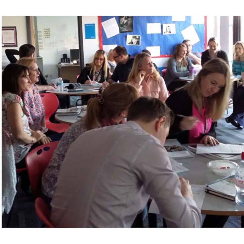 Teacher training sessions - 1.5 hours