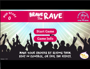 Brave-the-rave