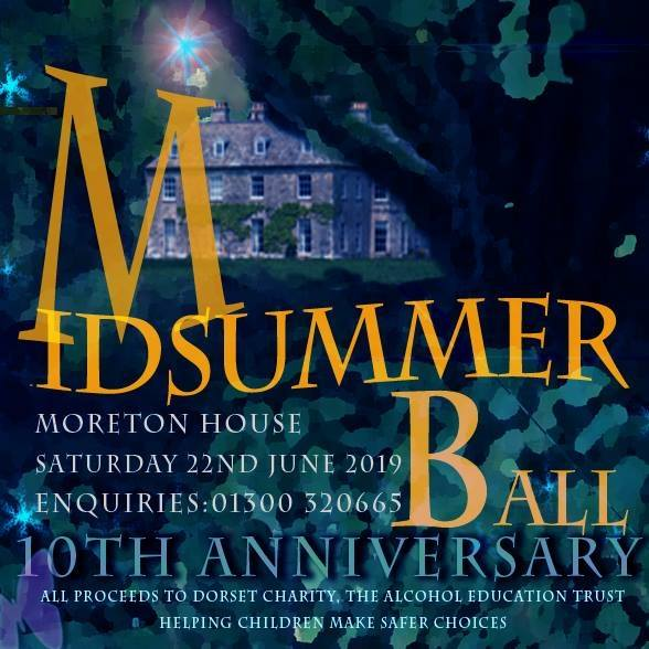 Midsummer 10th Anniversary Ball 2019 tickets