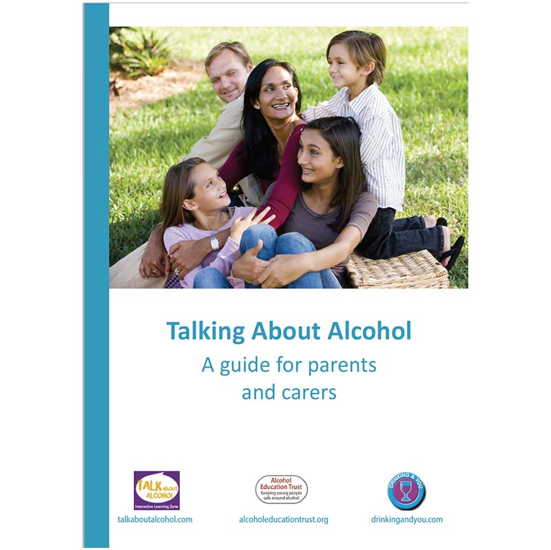 Talking to kids about alcohol